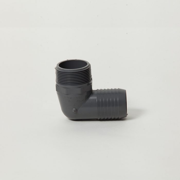 1413015 1.5 Inch Insert X Mpt 90 Combination Elbow