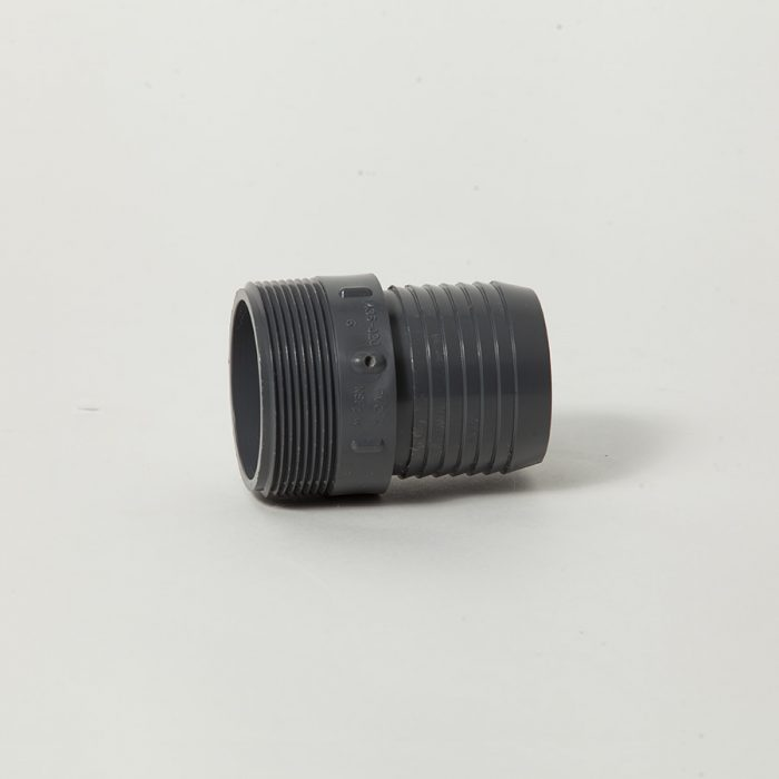 1436020 2 Inch Insert X Mpt Male Adapter