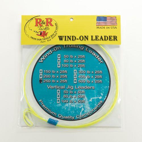 1532 Wind On Trolling Leader 250