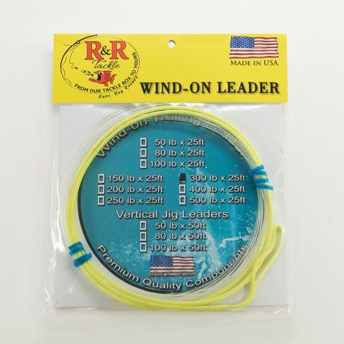 1537 Wind On Trolling Leader 300