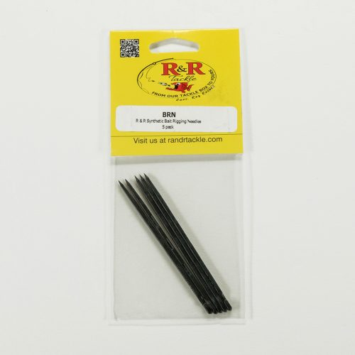 1546 Synthetic Bait Rigging Needles 5 Pack