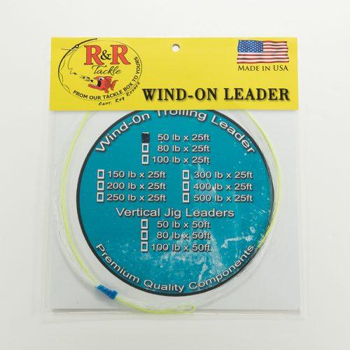 1584 Wind On Trolling Leader 50