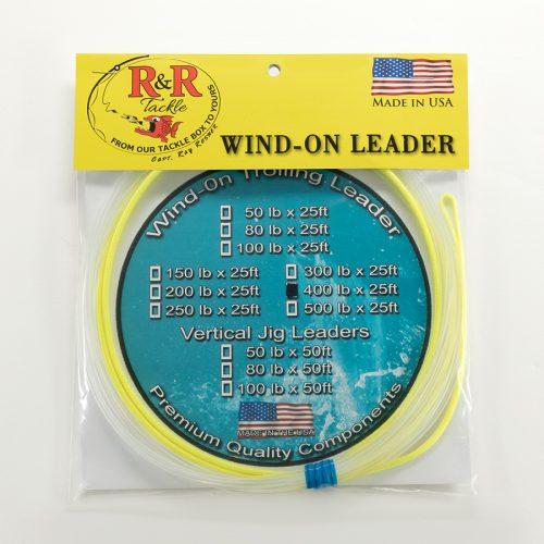 1585 Wind On Trolling Leader 400