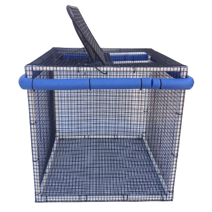 1590 Square Collapsible Bait Pen