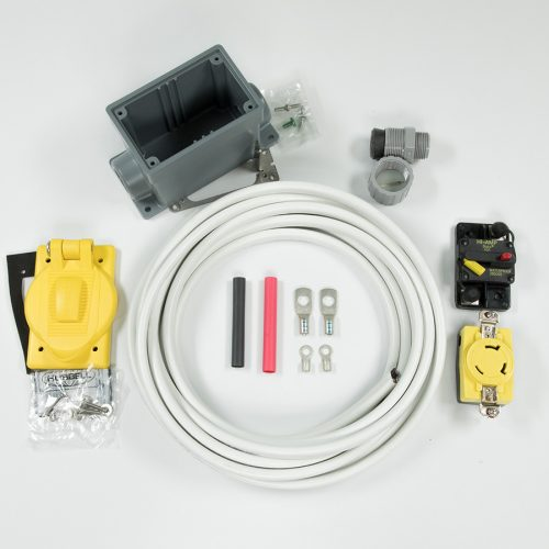 1605 Hard Wiring Kit