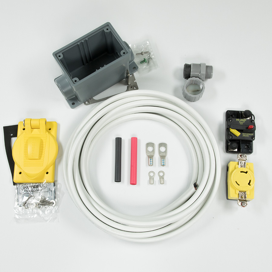 Hard Wiring Kit
