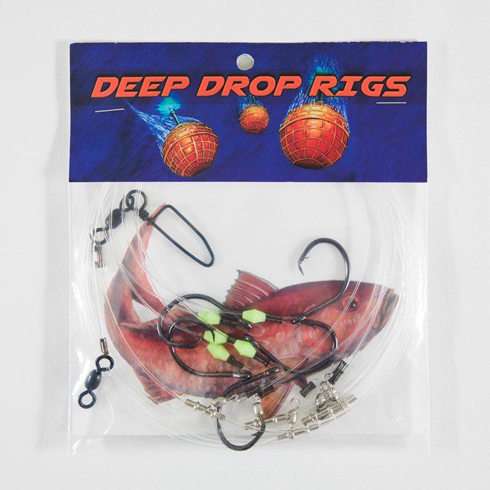 1608 Deep Drop Rigs Queen Snapper 150