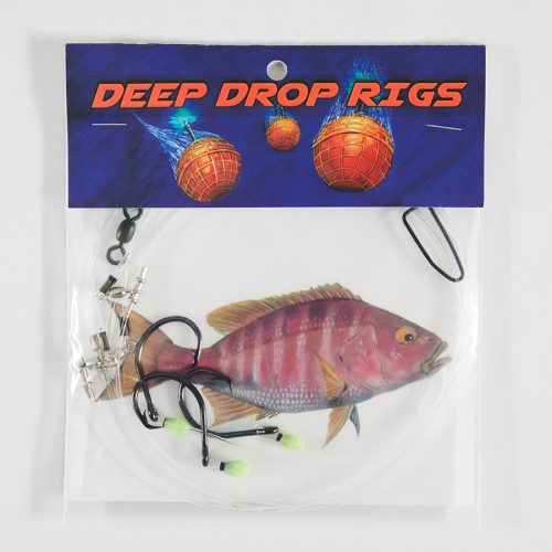 1610 Deep Drop Rigs Yellow Eye Snapper 150