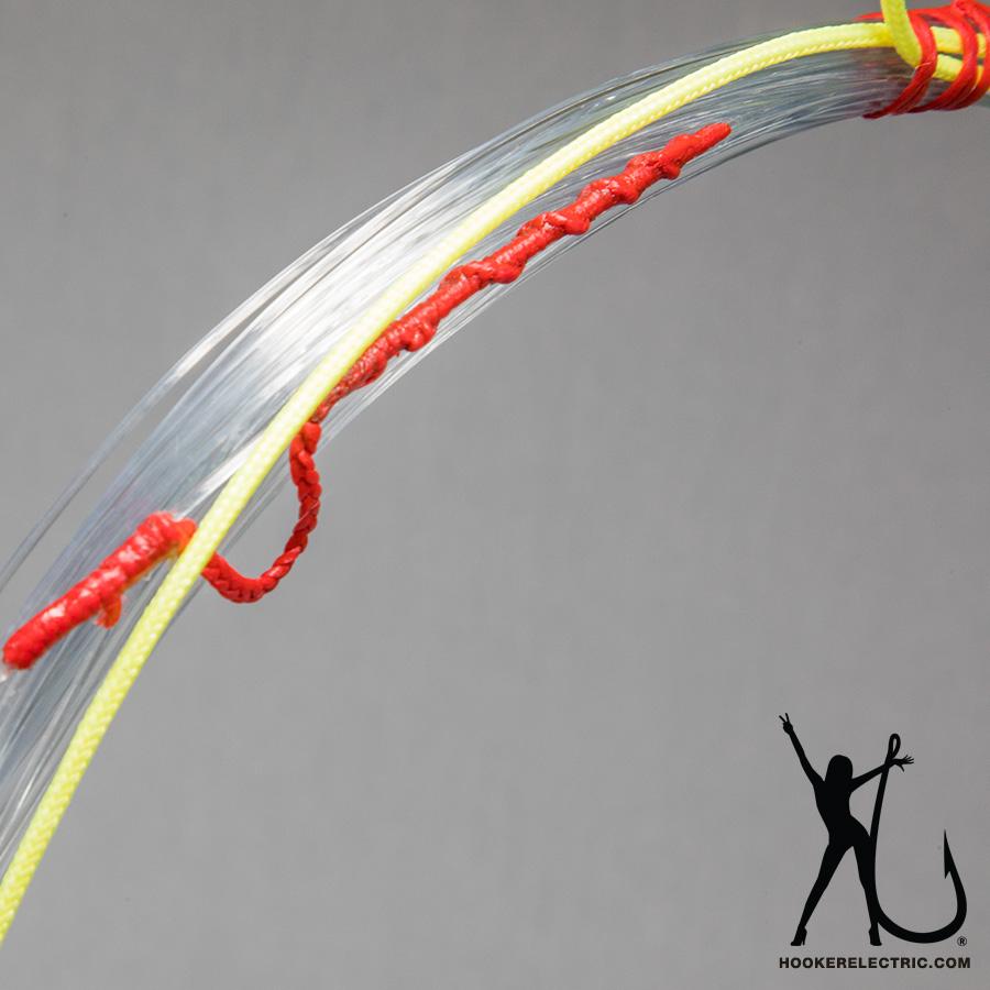 Daytime Swordfish Wind-On Leader - Hooker Electric Reels