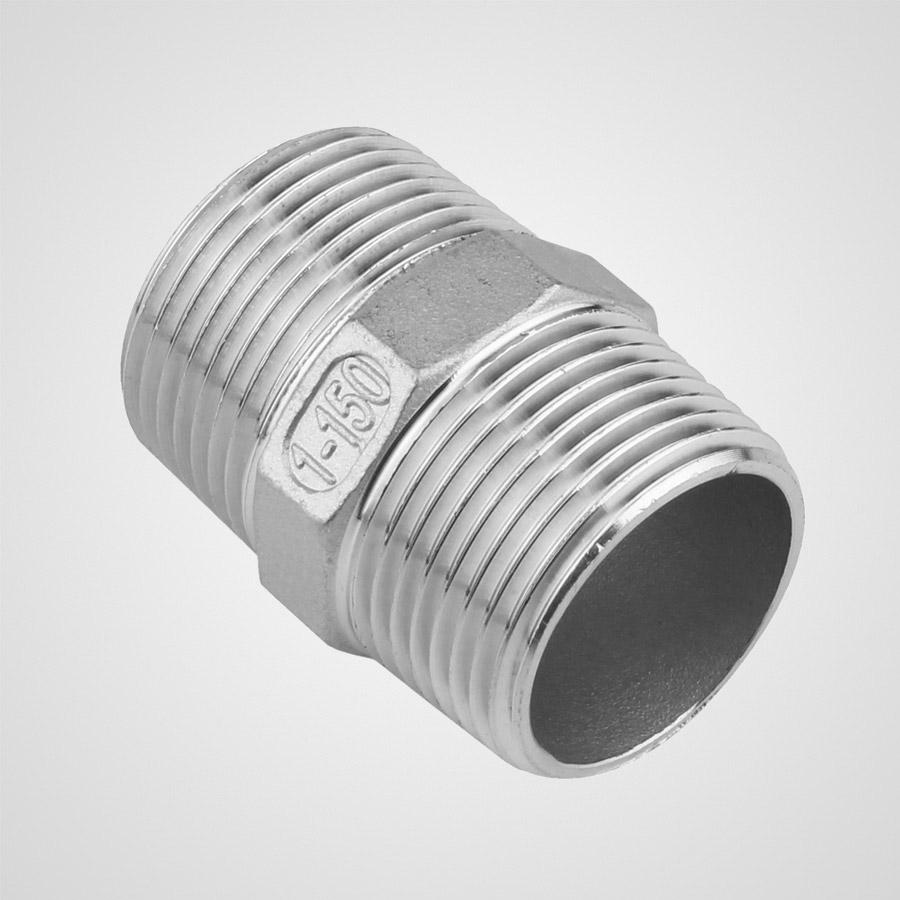 77003 Pn Ss Hex Pipe Nipple
