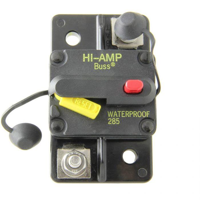 Bussmann 12v Manual Fuse Reset Circuit Breaker