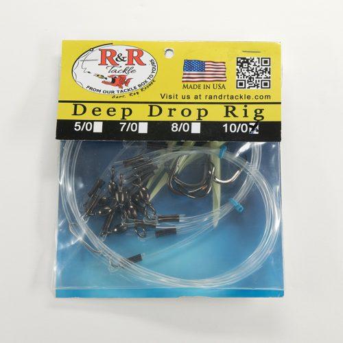 Deep Drop Rigs Size 10