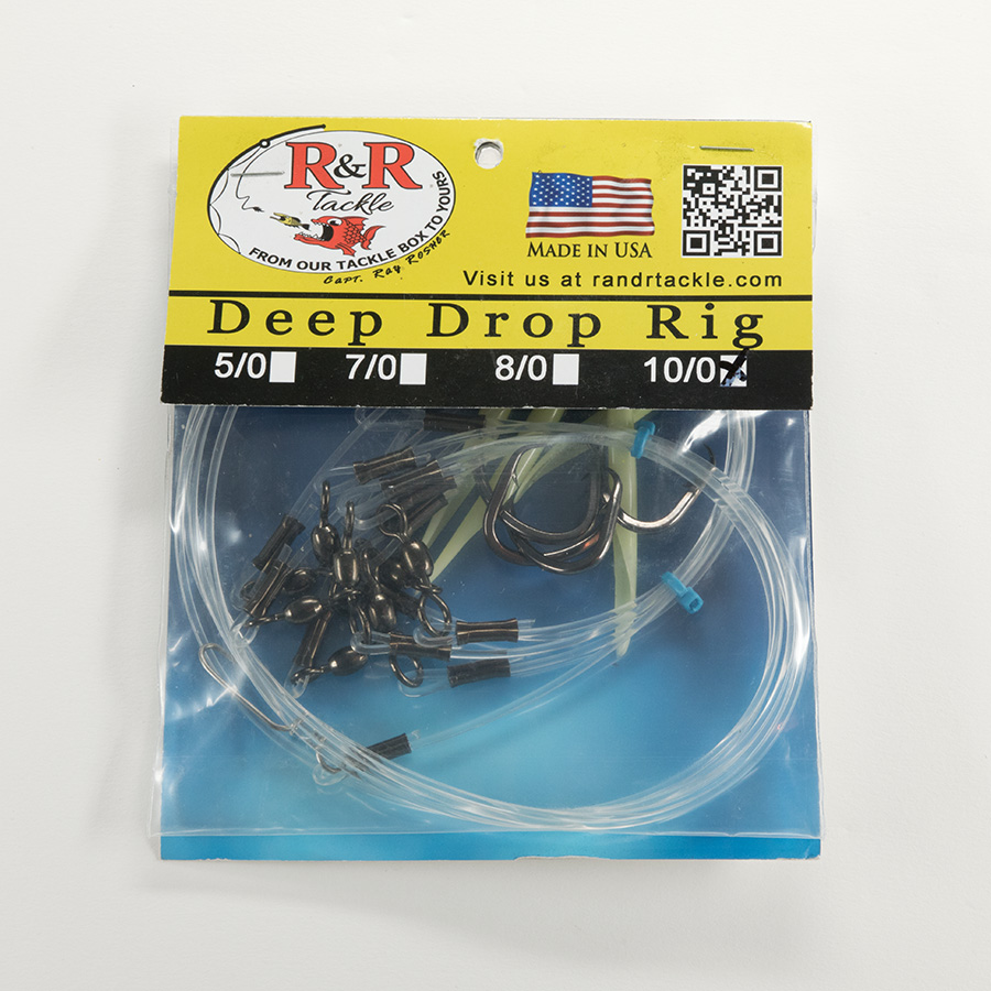 Deep Drop Rigs Size 10