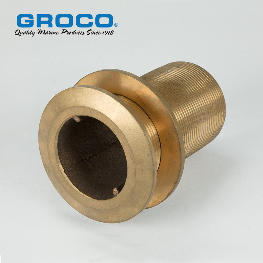 Groco TH-2000-W 2 Thru Hull