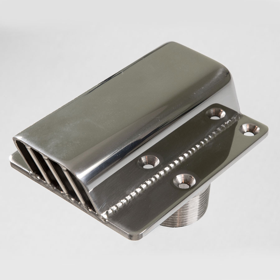 Hooker Electric High Speed Pickup Top
