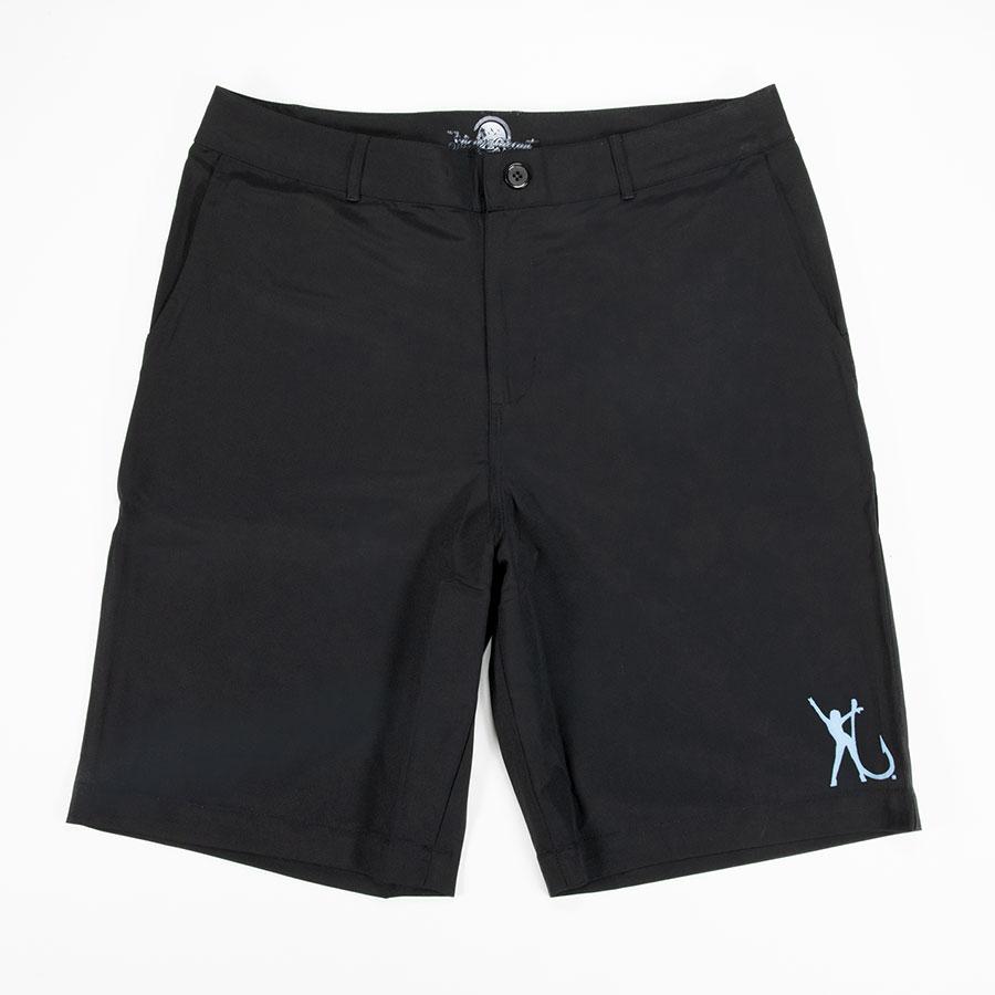 Hooker Electric Men Hybrid Shorts Black Front