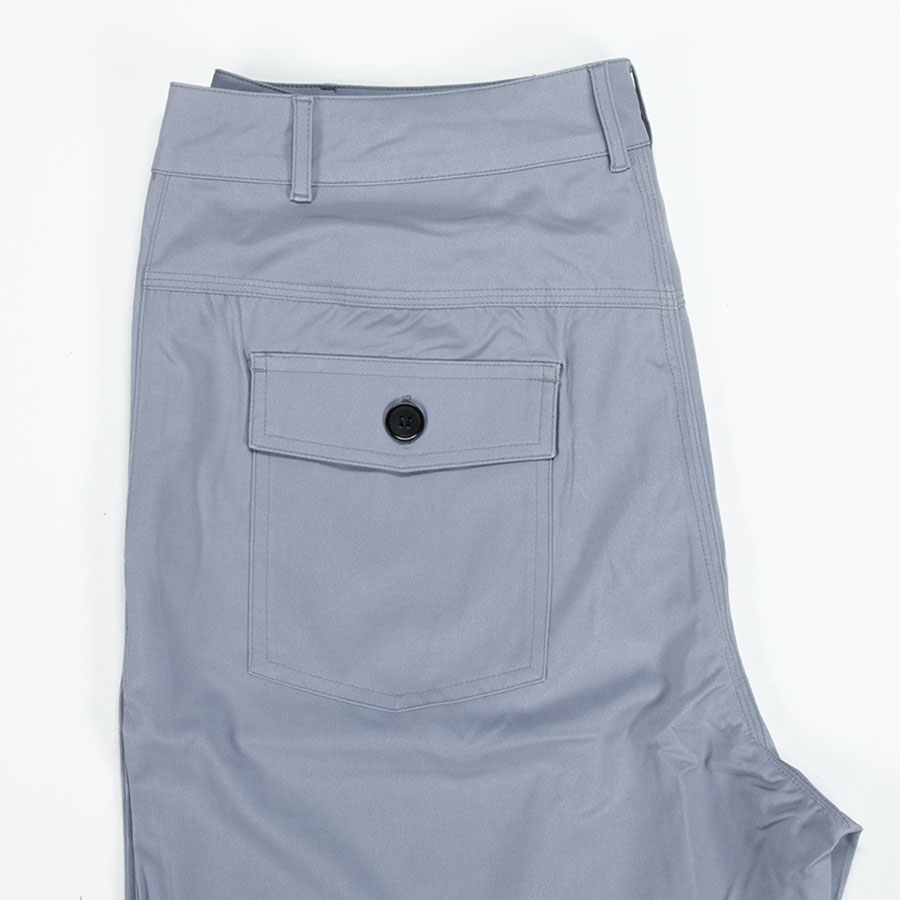 Hooker Electric Men Hybrid Shorts Gray Pocket