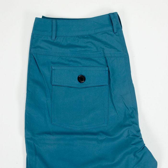 Hooker Electric Men Hybrid Shorts Teal Pocket