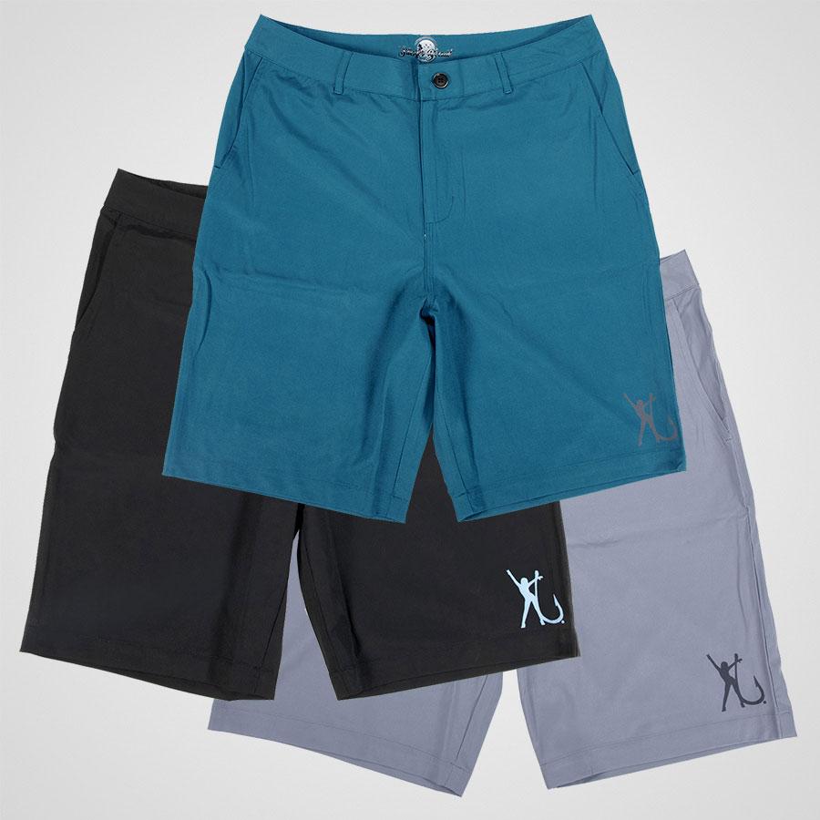 Hooker Electric Men Hybrid Shorts