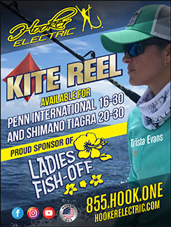 Ladies Fish Off Hooker Electric 2018
