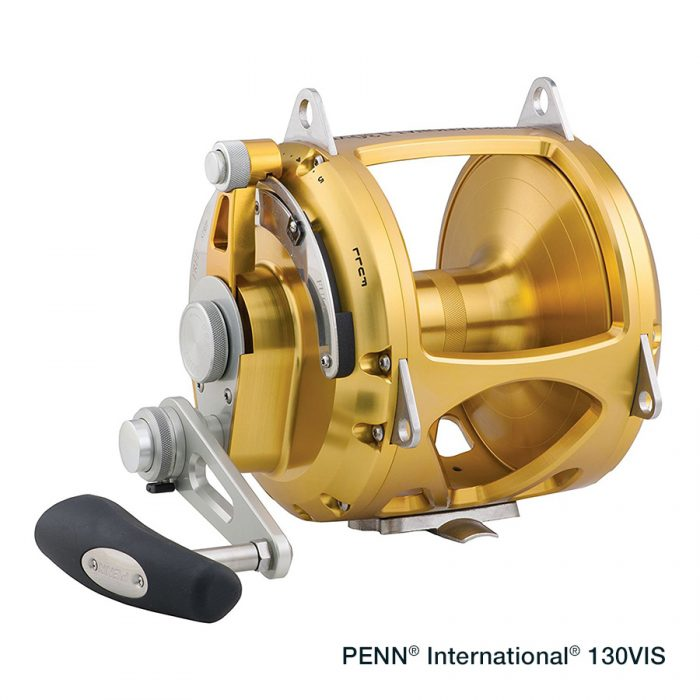 Penn International 130vis Reel