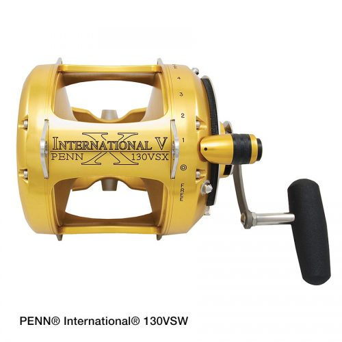 Hooker Electric Penn International 130VSX Reel