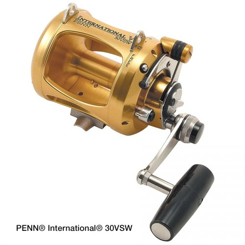 Penn International 30VSW Kite Reel
