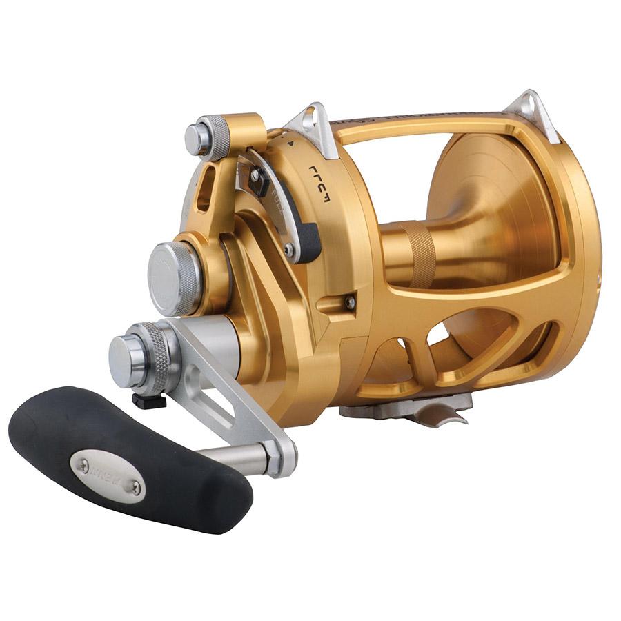 Penn International 50 Visw Gold Reel