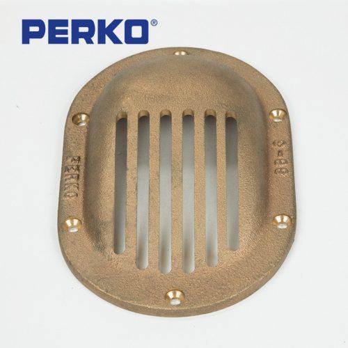 Perko 0066dp3plb 1.25 Thru Hull Scoop Strainer