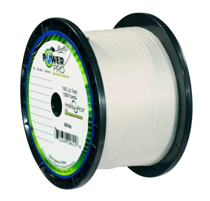 PowerPro 3000 Yard Spectra Fiber Line 150lb White