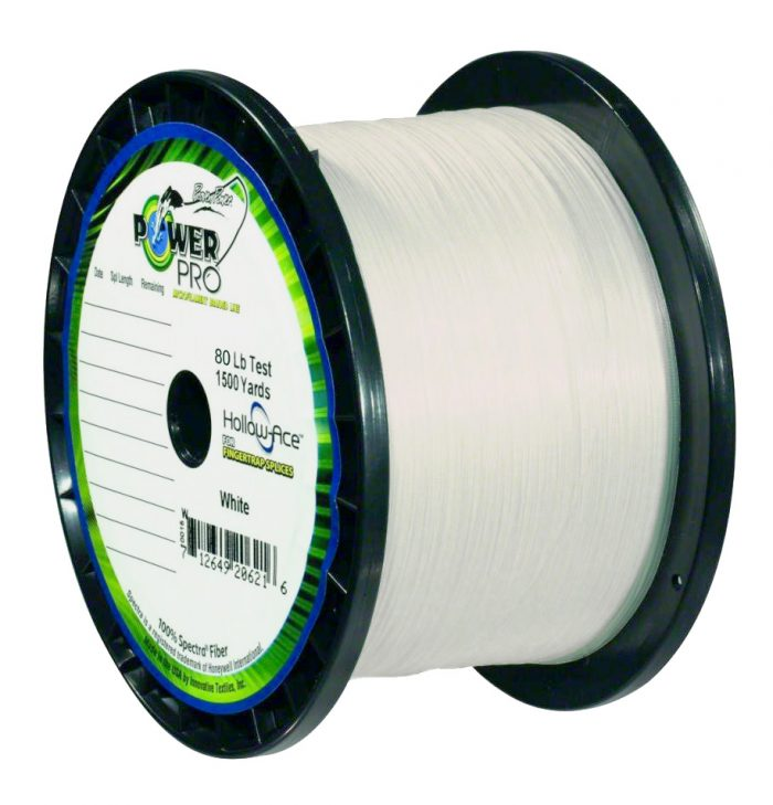 PowerPro 1500 Yard Spectra Fiber Line 90lb White
