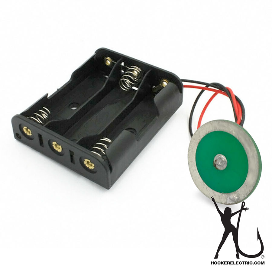 Replacement 3 Aa Battery Pack With Connector