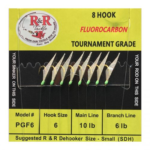 Sabikis Pgf6 Fluorocarbon Bait