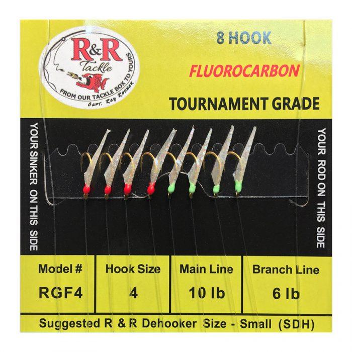 Sabikis Rgf4 Fluorocarbon Bait