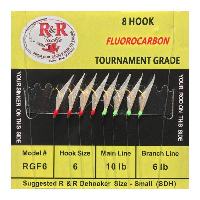 Sabikis Rgf6 Fluorocarbon Bait