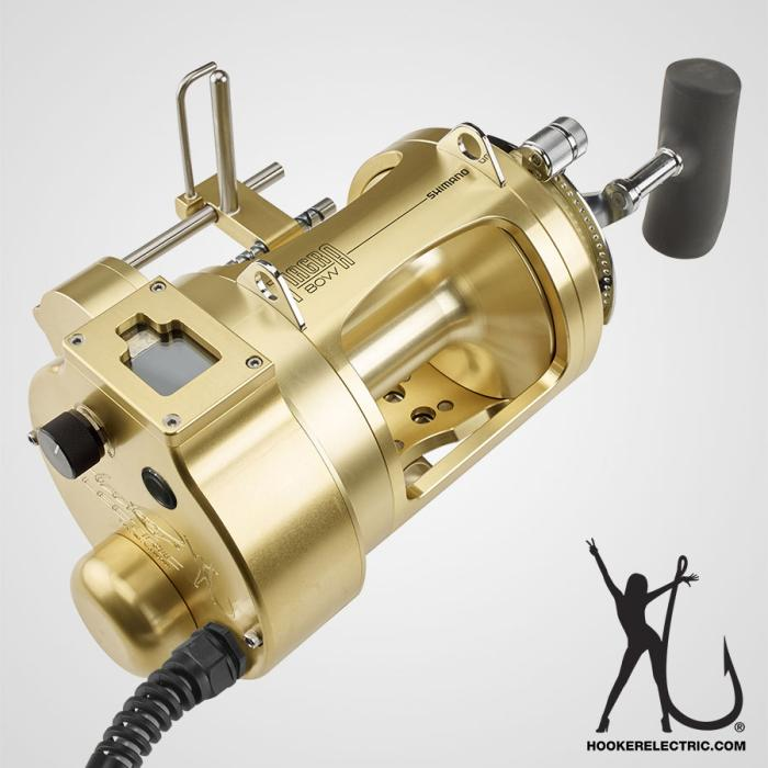 Shimano 80wa Level Wind Counter Combo