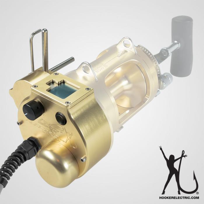 Shimano Tiagra 50wlrsa Reel Motor Only