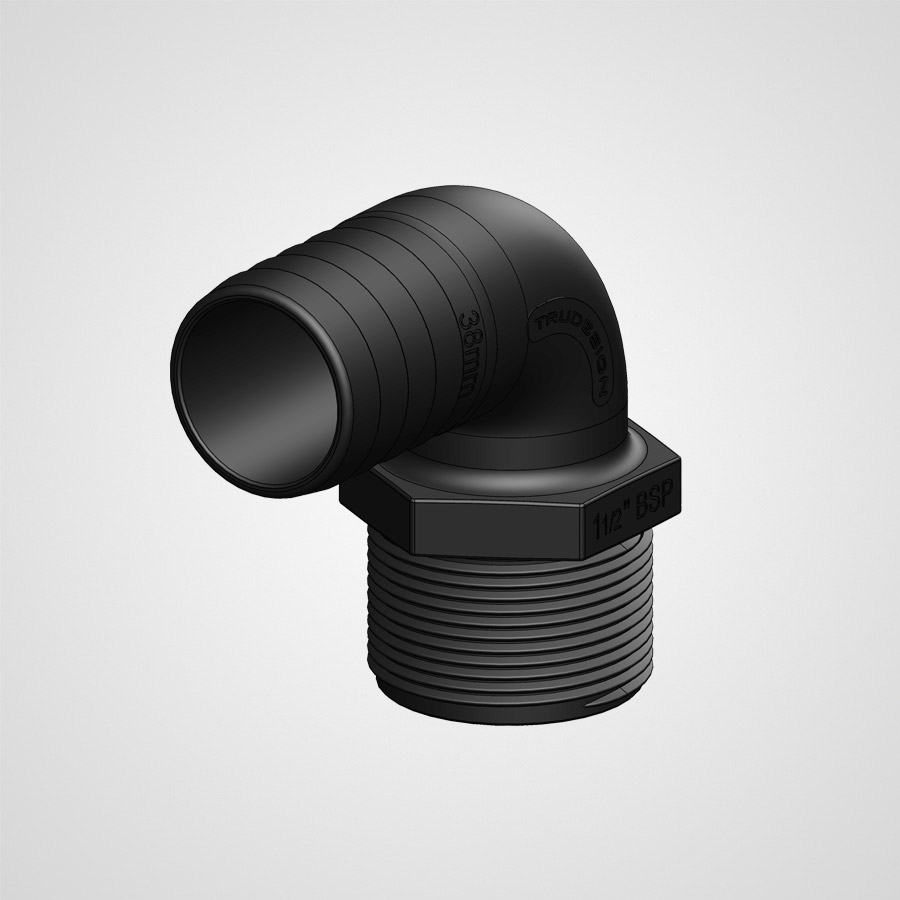 Tails 90 Threaded 38mm 1.5 90901