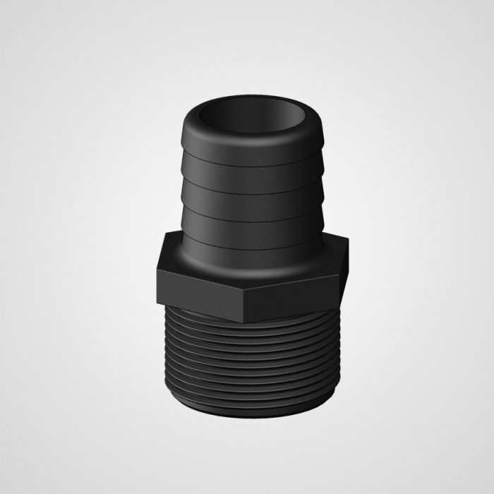 Tails Straight Threaded 38mm 1.5 90730