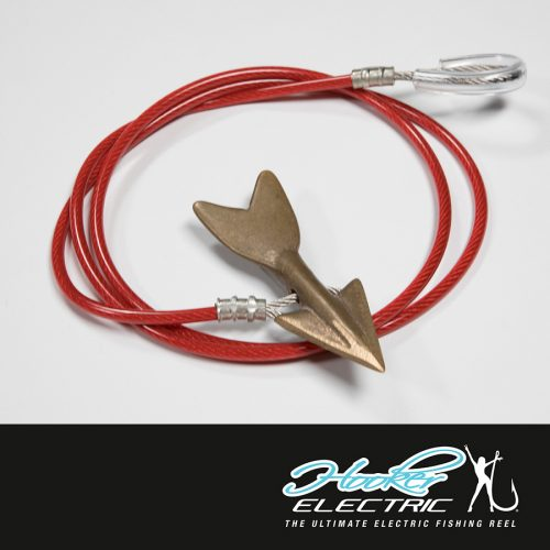 Two Piece Bronze Harpoon Cable