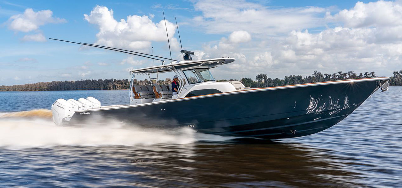 Valhalla V46 On Water 1200x600