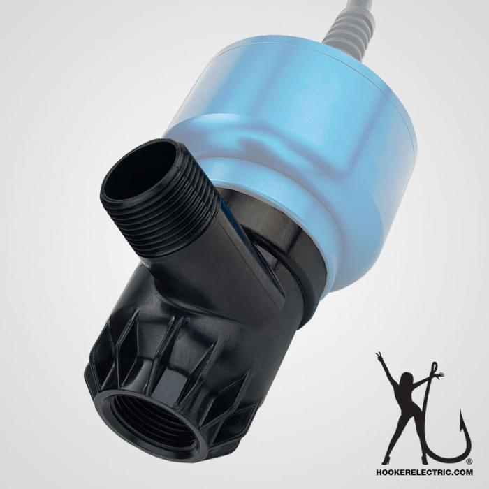 Hooker Electric Bait Pump Housing 2500