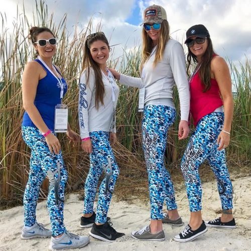 Hooker Electric Ladies Leggings