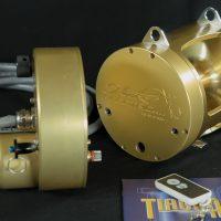 Hooker Electric Detachable Motor