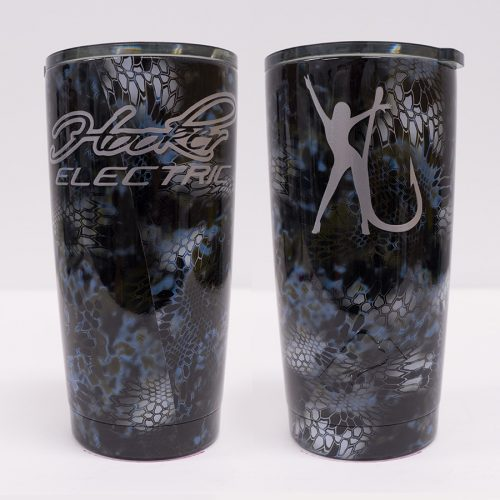 Ozark Trail 20 oz Black Kryptec Tumbler