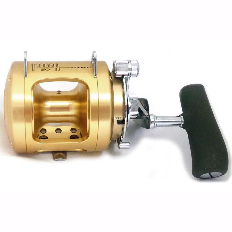 Hooker Electric Shimano Tiagra 50A Reel